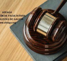 AFEAGA ha recurrido judicialmente la carrera profesional del Servicio Gallego de Salud.