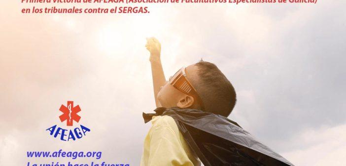 Primera victoria de AFEAGA en los tribunales contra el SERGAS | Foto Porapak Apichodilok